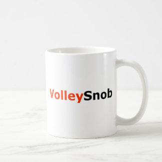 VolleyChick Snob Coffee Mugs