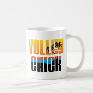 VolleyChick Sure Coffee Mug