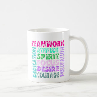VolleyChick Teamwork Coffee Mug