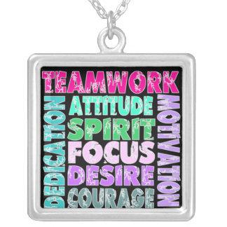 VolleyChick Teamwork Necklace