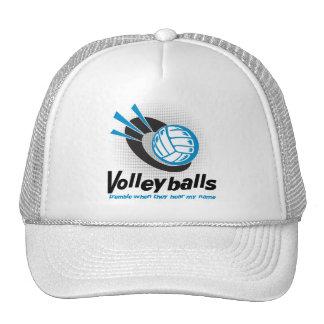 VolleyChick Tremble Trucker Hat