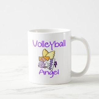 VolleyChick VB Angel Coffee Mug
