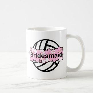 VolleyChick VolleyBride Coffee Mugs