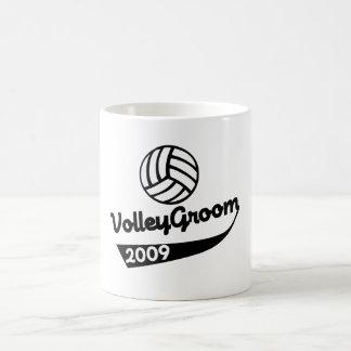 VolleyChick VolleyGroom Coffee Mugs