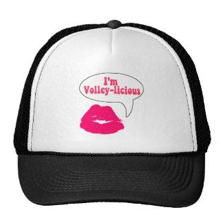 VolleyChick VolleyLicious Trucker Hat