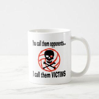 VolleyChick VolleyVictim Mug
