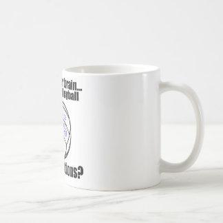 VolleyChick's Brain Mug