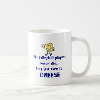 VolleyChick's Cheese Mug