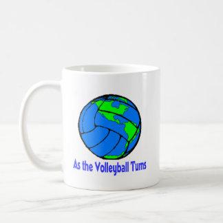 VolleyChick's Drama Mug