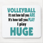 VolleyChick's Huge Mouse Pad