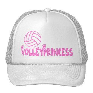 VolleyChick's Princess Trucker Hat
