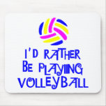 VolleyChick's Rather Mouse Pads