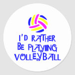 VolleyChick's Rather Stickers