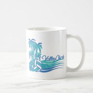VolleyChickWaver Coffee Mug