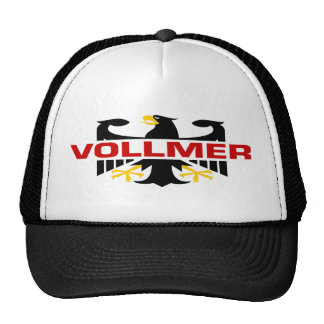 Vollmer Surname Trucker Hat