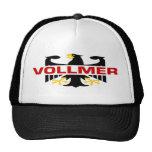 Vollmer Surname Mesh Hats