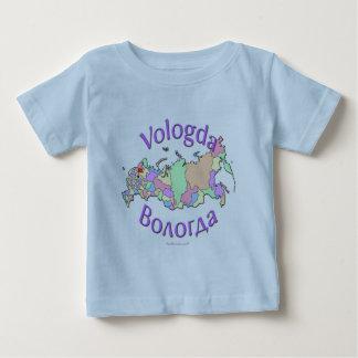 Vologda Russia Baby T-Shirt