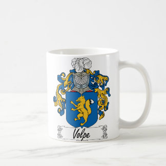 Volpe Family Crest Coffee Mug