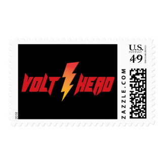 Volt Head - Lightening Bolt Postage