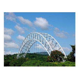 volta bridge postcard