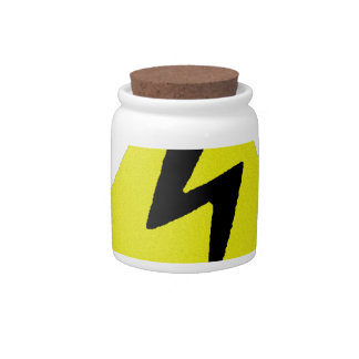 voltage candy jar