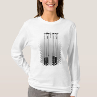 Voltaic pile  made for Jacques Alexandre Charles T-Shirt