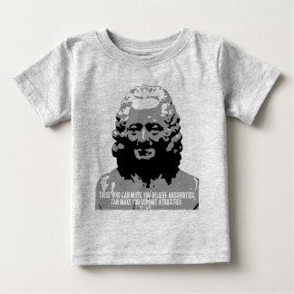 Voltaire - Absurdities Baby T-Shirt