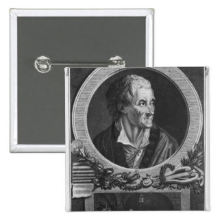 Voltaire and the Calas affair Pinback Button