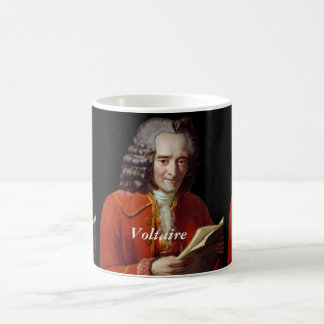 Voltaire - coffee mug