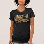 Voltaire es mi Homeboy Camiseta