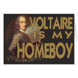 Voltaire es mi Homeboy Felicitaciones