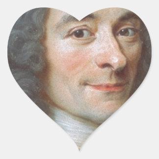 Voltaire Heart Sticker