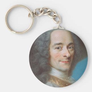 Voltaire Keychain