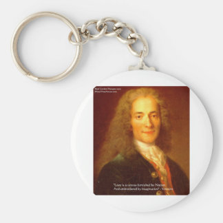"Voltaire ""Love/Canvas"" Love Tees Cards Gifts Mugs Keychain"
