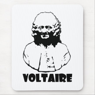 Voltaire Mouse Pad
