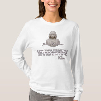 Voltaire on the Art of Government T-Shirt