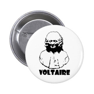 Voltaire Pinback Buttons