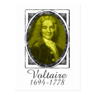 Voltaire Post Cards