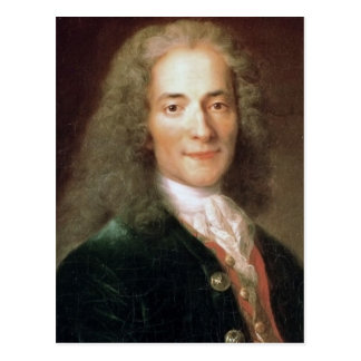 Voltaire Post Card