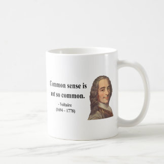 Voltaire Quote 3b Coffee Mug