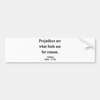 Voltaire Quote 4a Bumper Sticker