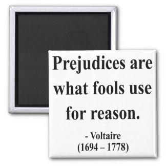 Voltaire Quote 4a Fridge Magnets