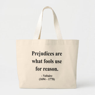 Voltaire Quote 4a Tote Bag