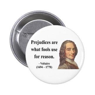 Voltaire Quote 4b 2 Inch Round Button