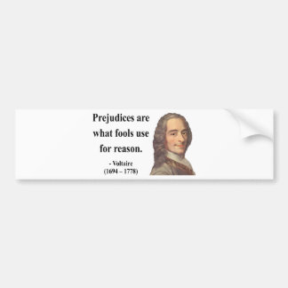 Voltaire Quote 4b Bumper Sticker