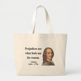 Voltaire Quote 4b Canvas Bags