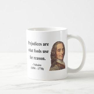 Voltaire Quote 4b Classic White Coffee Mug