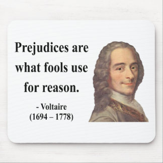 Voltaire Quote 4b Mousepad