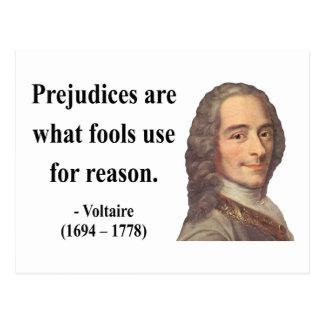 Voltaire Quote 4b Postcard