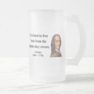 Voltaire Quote 5b Mugs